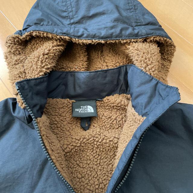 THE NORTH FACE(ザノースフェイス)のノースフェイス アウター 130㎝ キッズ/ベビー/マタニティのキッズ服男の子用(90cm~)(ジャケット/上着)の商品写真