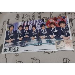 キスマイフットツー(Kis-My-Ft2)のKis-My-Ft2  ファンクラブ会報 No.13(アイドルグッズ)