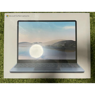 Microsoft - 【新品未開封】Surface Laptop Go THH-00034 アイスブル