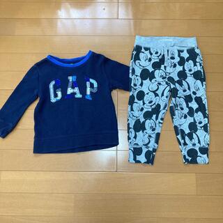 babyGAP - 男の子95 2点セット(baby GAP)