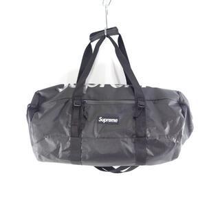 シュプリーム(Supreme)のSupreme 21ss Duffle Bag ダッフルバッグ ブラック (その他)