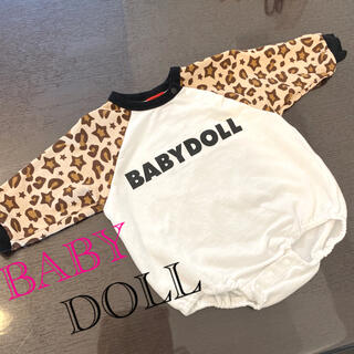 BABYDOLL - 長袖ロンパース👶🏼🍼《BABY DOLL》