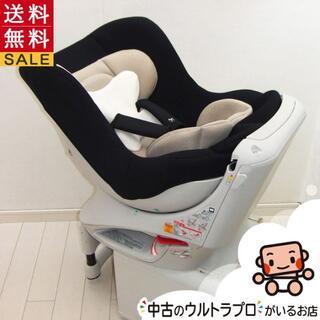 チャイルドシート★エールベベ 360ターンS2★新生児から4才★
