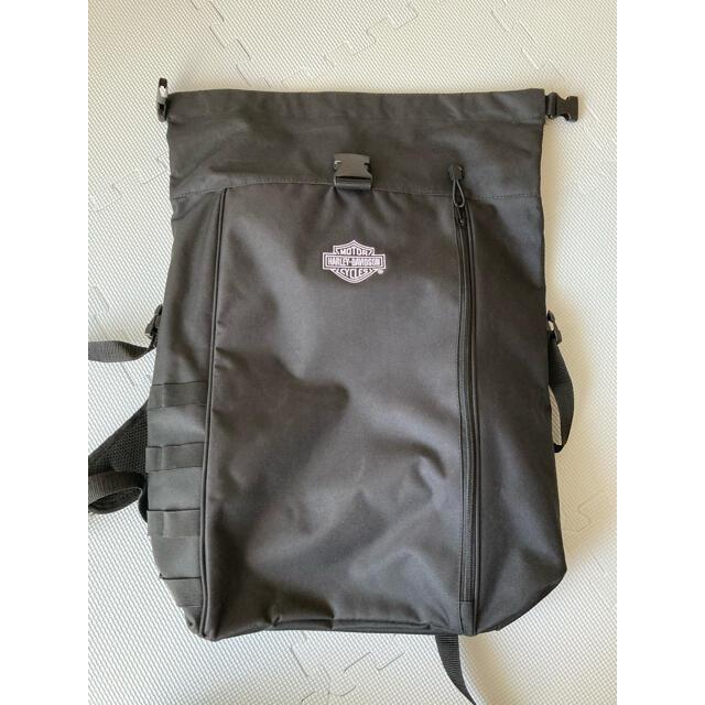 Harley Davidson(ハーレーダビッドソン)のハーレーダビッドソン バッグ メンズのバッグ(バッグパック/リュック)の商品写真
