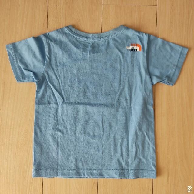 THE NORTH FACE(ザノースフェイス)のザ・ノースフェイス Tシャツ 110サイズ キッズ/ベビー/マタニティのキッズ服男の子用(90cm~)(Tシャツ/カットソー)の商品写真