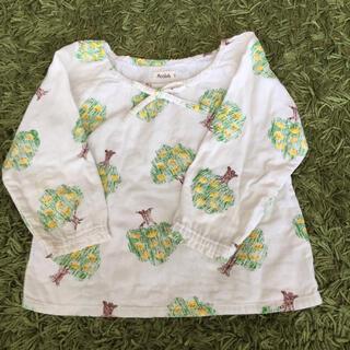 アコバ(Acoba)のアコバ acoba 長袖Tシャツ 100センチ 女の子(Tシャツ/カットソー)