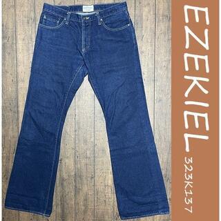イズキール(EZEKIEL)のEZEKIEL ブーツカットデニム 34/エゼキエル、イズキル、323K137(デニム/ジーンズ)