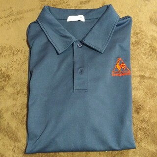 ルコックスポルティフ(le coq sportif)のルコックスポルティフ ポロシャツ 三枚 紺(ポロシャツ)