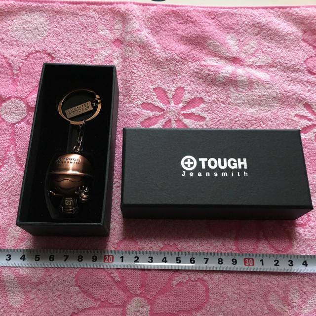 TOUGH(タフ)のTOUGH タフ 男女兼用 新品•未使用品 キーリング 正規品 メンズのファッション小物(キーケース)の商品写真