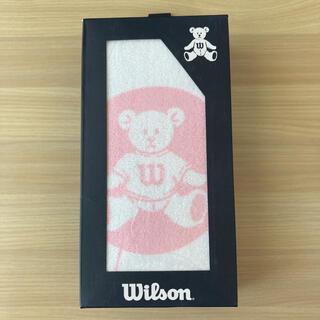 ウィルソン(wilson)のスポーツ タオル ウィルソン Wilson(その他)