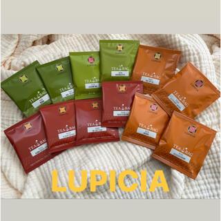 ルピシア(LUPICIA)のLUPICIA ルピシア 詰め合わせ 紅茶 日本茶 フレーバーティー(茶)