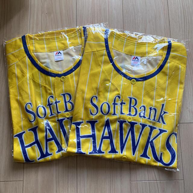 福岡ソフトバンクホークス(フクオカソフトバンクホークス)のソフトバンクホークス 鷹の祭典 ユニフォーム スポーツ/アウトドアの野球(応援グッズ)の商品写真