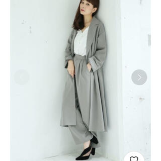 apart by lowrys - 新品 apart by lowrys TRPUガウンコート ¥14,300