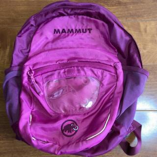 マムート(Mammut)のMAMMUT キッズ用リュックサック(リュックサック)