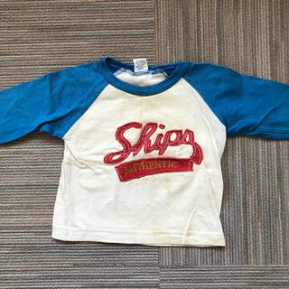 シップスキッズ(SHIPS KIDS)のキッズ 子供服(Tシャツ/カットソー)