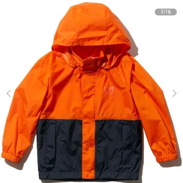 HELLY HANSEN(ヘリーハンセン)のHELLY HANSEN ナイロンジャケット140 キッズ/ベビー/マタニティのキッズ服男の子用(90cm~)(ジャケット/上着)の商品写真