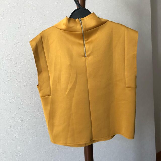 ZARA(ザラ)のZARA トップス M レディースのトップス(カットソー(半袖/袖なし))の商品写真