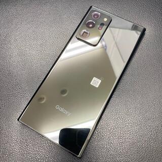 SAMSUNG - 【◆Ki324】美品 Galaxy Note20 Ultra 5G SIMフリー