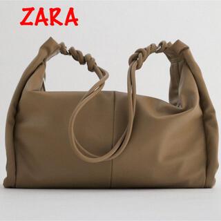 ZARA - (新品) ZARA バッグ