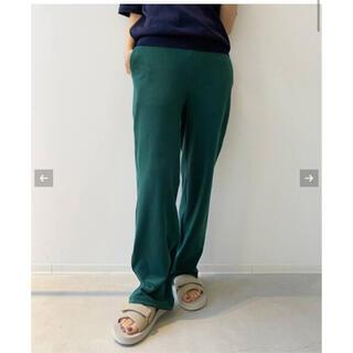 L'Appartement DEUXIEME CLASSE - ♦︎新品タグ付♦︎ AMERICANA/Pile Relax PANTS