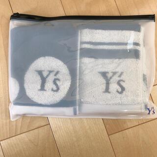 ヨウジヤマモト(Yohji Yamamoto)のY's 今治バンドタオル 2枚セット(タオル/バス用品)