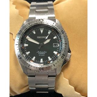 セイコー(SEIKO)のSEIKO SARB059 Alpinist Dark Green Dial(腕時計(アナログ))