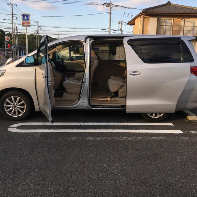 トヨタ(トヨタ)のトヨタ アルファード 20 左パワスラ ナビ テレビ バックカメラ ETC  自動車/バイクの自動車(車体)の商品写真