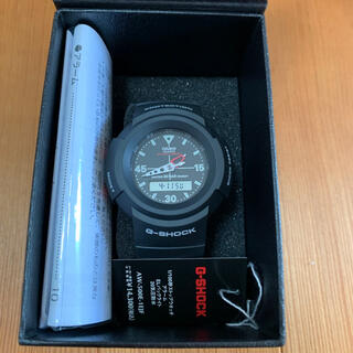 G-SHOCK - 新品未使用 CASIO G-SHOCK AW-500E-1EJF タグ付き