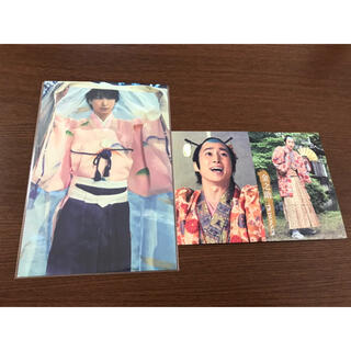 Johnny's - 佐久間大介 ポストカード データシート