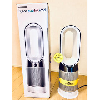 Dyson - 【美品】Dyson Pure hot + cool HP04WSN