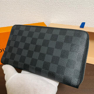 LOUIS VUITTON - 超美品 ルイヴィトン ダミエ グラフィット オーガナイザー N63077