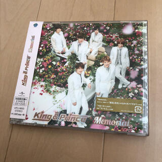 Johnny's - King&Prince Memorial 初回盤A CD&DVD