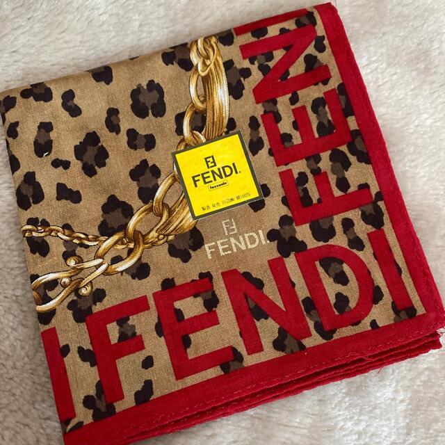 FENDI(フェンディ)のフェンディ ハンカチ レディースのファッション小物(ハンカチ)の商品写真