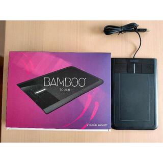 ワコム(Wacom)のWACOM BAMBOO タッチパッド CTT-460/K0 中古動作品(タブレット)