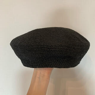 BEAUTY&YOUTH UNITED ARROWS - ビューティーアンドユース ペーパーブレード ベレー帽