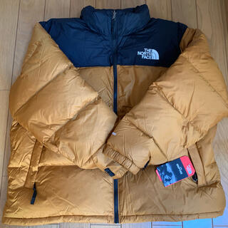 THE NORTH FACE - the north face ヌプシジャケット ブラウン