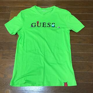 "GUESS - UKゲス ""MONSTER GUESS CN SS TEE """