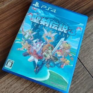 PS4 聖剣伝説3