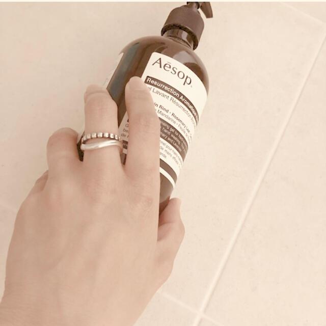 TOMORROWLAND(トゥモローランド)のラスト2点![新作]NO.82  インポート リング シルバー925 レディースのアクセサリー(リング(指輪))の商品写真