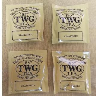 ◇TWG◇ カモミール×4(茶)