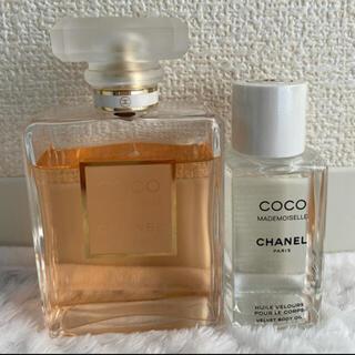 CHANEL - ココマドモアゼル 香水(左)