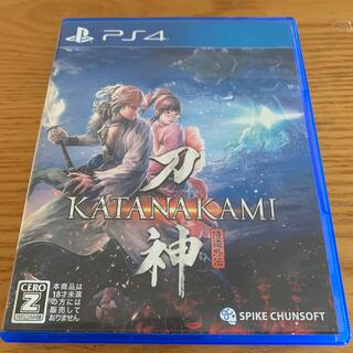 PlayStation4 - 侍道外伝 KATANAKAMI PS4