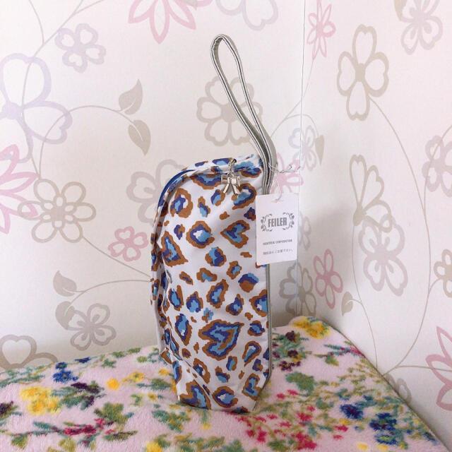 FEILER(フェイラー)のフェイラーペットボトルホルダー  レディースのファッション小物(ポーチ)の商品写真