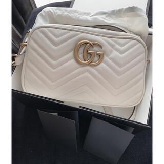 Gucci - GUCCI マーモントショルダーバッグ ほぼ未使用