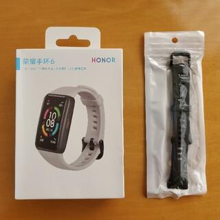 ファーウェイ(HUAWEI)の新品 Huawei honor band6 スマートウォッチ(腕時計(デジタル))
