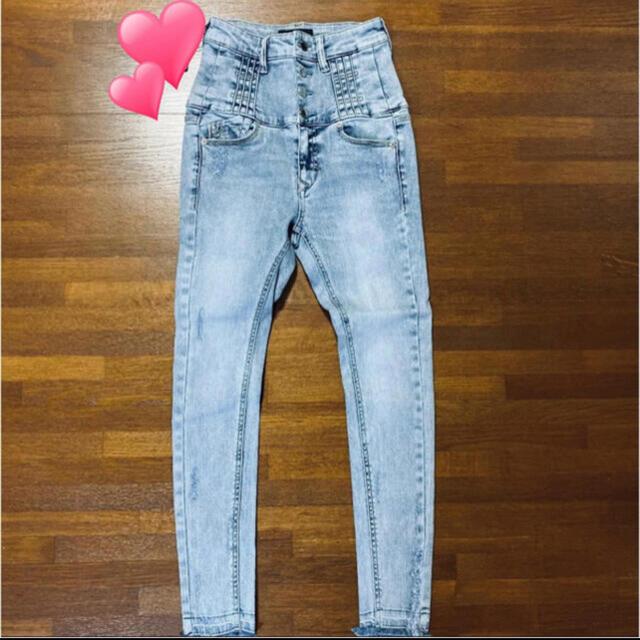 GYDA(ジェイダ)の人気商品です♡♡ レディースのパンツ(デニム/ジーンズ)の商品写真