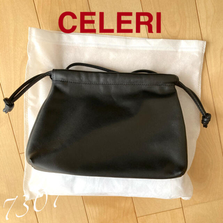 DEUXIEME CLASSE - Deuxieme Classe 【CELERI/セルリ】 BAG ブラック