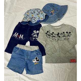 Disney - ディズニー ミッキー ウッディ 子供服 帽子 90センチ