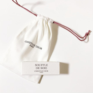 Christian Dior - DIOR メゾンクリスチャンディオール  香水 スフレドゥソワ オリジナルポーチ