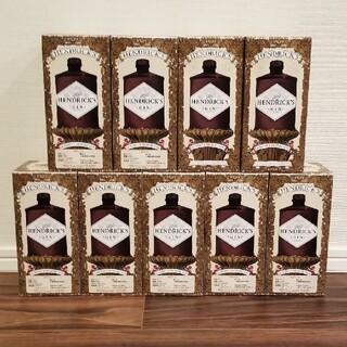 ヘンドリックス ジン 700ml 9本(蒸留酒/スピリッツ)